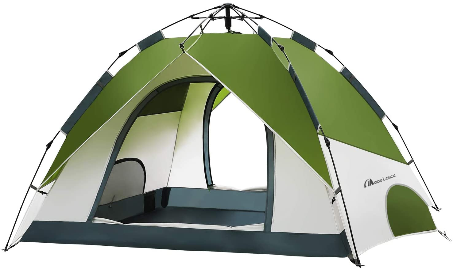 MOON LENCE Pop Up Tent Family Camping Tent