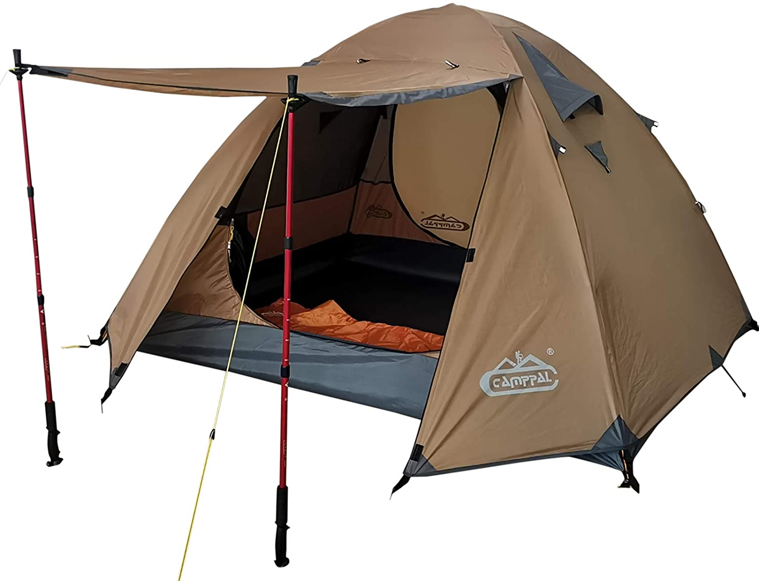 CAMPPAL Professional Mountain Tent