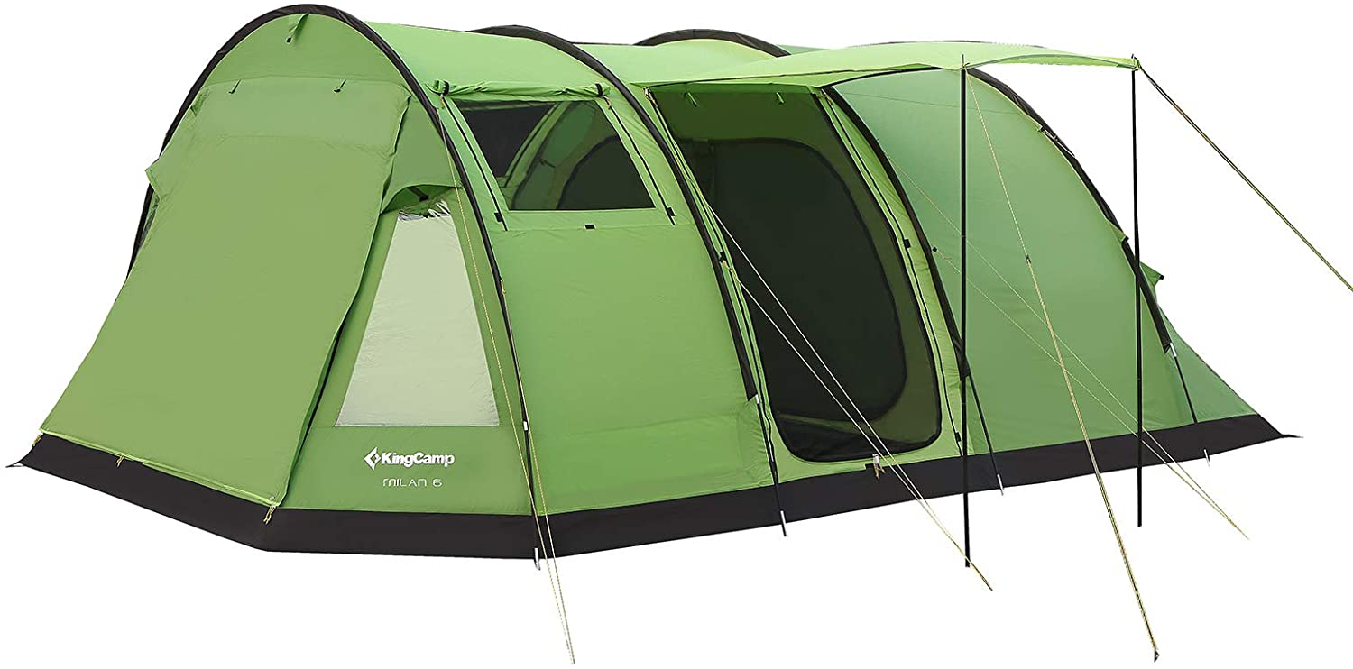 KingCamp Family Camping Tunnel Tent